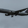 United Airlines - Boeing 767-322(ER) (N664UA) - Heathrow Airport (February 2020)