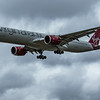 Virgin Atlantic - Airbus A350-1041 (G-VLUX) - Heathrow Airport (June 2020)