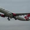 Virgin Atlantic - Airbus A330-343 (G-VWAG) - Heathrow Airport (March 2020)