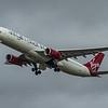 Virgin Atlantic - Airbus A330-343 (G-VGEM) - Heathrow Airport (March 2020)