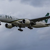 Pakistan International Airlines - Boeing 777-240(ER) (AP-BGL) - Heathrow Airport (March 2019)