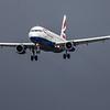 British Airways - Airbus A320-232 (G-EUUD) - Heathrow Airport (March 2019)