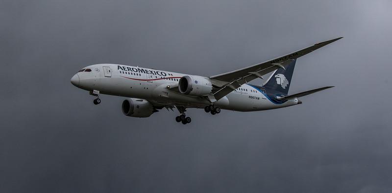 Aeromexico - Boeing 787-8 Dreamliner (N967AM) - Heathrow Airport (March 2019)