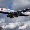 British Airways - Boeing 747-436 (G-CIVT) - Heathrow Airport (March 2019)