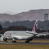 Qatar Airways - Airbus A350-941 (A7-ALP) - Edinburgh Airport (January 2020)