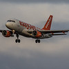easyJet - Airbus A319-111 (G-EZBA) - Edinburgh Airport (January 2020)