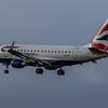 British Airways - Embraer E170-STD (G-LCYE) - Edinburgh Airport (January 2020)