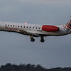 Loganair - Embraer ERJ-135-ER (G-SAJR) - Edinburgh Airport (January 2020)