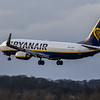 Ryanair - Boeing 737-8AS (EI-DPP) - Edinburgh Airport (January 2020)