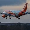 easyJet (Amsterdam Livery) - Airbus A319-111 (G-EZDN) - Edinburgh Airport (January 2020)