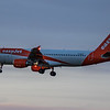 easyJet - Airbus A320-214 (G-EZUZ) - Edinburgh Airport (January 2020)