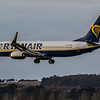 Ryanair - Boeing 737-8AS (9H-QED) - Edinburgh Airport (January 2020)