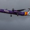 Flybe - De Havilland Canada Dash 8-400 (G-PRPN) - Edinburgh Airport (January 2020)
