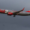 Jet2 - Boeing 737-8MG (G-JZHS) - Edinburgh Airport (January 2020)