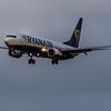 Ryanair - Boeing 737-8AS (EI-DPP) - Edinburgh Airport (January 2020)