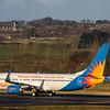 Jet2 - Boeing 737-8MG (G-JZBC) - Edinburgh Airport (February 2020)