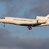 CAT Aviation - Dassault Falcon 7X- (HB-JSS) - Edinburgh Airport (February 2020)