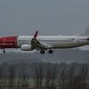 Norwegian Airways - Boeing 737-8JP (LN-NHA) - Edinburgh Airport (February 2020)