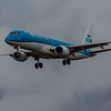 KLM - Embraer E190-STD (PH-EZH) - Edinburgh Airport (February 2020)
