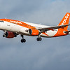 easyJet - Airbus A320-214 (G-EZUS) - Edinburgh Airport (February 2020)