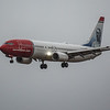 Norwegian Airways (Gustav Vigeland Livery)  - Boeing 737-8JP (SE-RPL) - Edinburgh Airport (February 2020)