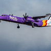 Flybe - De Havilland Canada Dash 8-400 (G-JEDV) - Edinburgh Airport (February 2020)