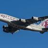 Qatar Airways - Airbus A380-861 (A7-APG) - Heathrow Airport (March 2020)