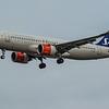 SAS - Airbus A320-251N (EI-SIC) - Heathrow Airport (March 2020)