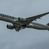 Qatar Airways - Airbus A350-941 (A7-AMK) - Heathrow Airport (March 2020)