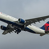 Delta Airlines - Airbus A330-223 (N857NW) - Heathrow Airport (March 2020)