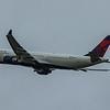 Delta Airlines - Airbus A330-323 (N817NW) - Heathrow Airport (March 2020)