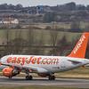 easyJet - Airbus A319-111 (G-EZAA) - Edinburgh Airport (March 2020)