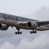 Qatar Airways - Airbus A350-941 (A7-ALH) - Edinburgh Airport (March 2020)