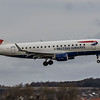 British Airways - Embraer E170-STD (G-LCYE) - Edinburgh Airport (March 2020)