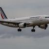 Air France - Airbus A320-214 (F-GKXP) - Edinburgh Airport (March 2020)