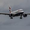 British Airways - Airbus A320-251N (G-TTNG) - Edinburgh Airport (March 2020)