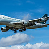 Cathay Pacific Cargo - Boeing 747-467F(ER) (B-LID) - Heathrow Airport (June 2020)