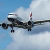 British Airways - Airbus A320-251N (G-TTNH) - Heathrow Airport (June 2020)
