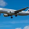 Air France - Airbus A320-214 (F-GKXM) - Heathrow Airport (June 2020)