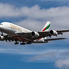 Emirates - Airbus A380-842 (A6-EVE) - Heathrow Airport (July 2020)