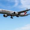 Emirates - Boeing 777-31H(ER) (A6-EQI) - Heathrow Airport (October 2020)