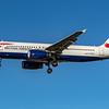 British Airways - Airbus A320-232 (G-EUUZ) - Heathrow Airport (October 2020)
