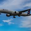 LATAM Airlines - Boeing 777-32W(ER) (PT-MUF) - Heathrow Airport (October 2020)