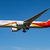 Hainan Airlines - Boeing 787-9 Dreamliner (B-7839) - Heathrow Airport (April 2021)