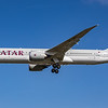 Qatar Airways - Boeing 787-9 Dreamliner (A7-BHG) - Heathrow Airport (April 2021)