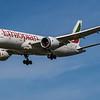 Ethiopian Airways - Boeing 787-8 Dreamliner (ET-ARF) - Heathrow Airport (April 2021)