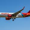 Air Malta - Airbus A320-251N (9H-NEB) - Heathrow Airport (June 2021)