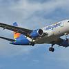 Airbus 319 - N331NV