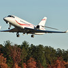 N107RG - Dassault Falcon 2000EX