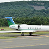 2001 Gulfstream Aerospace G-V with  two Rolls-Royce BR 700 series engines